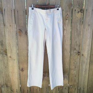 Gap Light Khaki Cotton Pants EUC sz 10